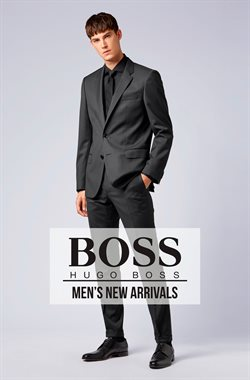 Hugo Boss catalogue ( More than a month )