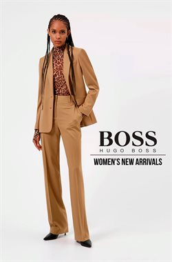 Luxury Brands offers in the Hugo Boss catalogue ( 10 days left)