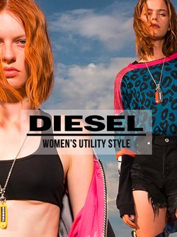 Offers from Diesel in the Mumbai leaflet
