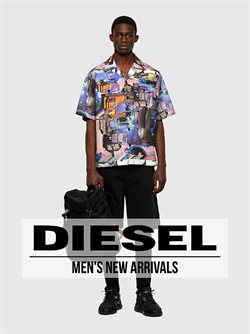 Diesel offers in the Diesel catalogue ( 13 days left)