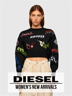 Diesel offers in the Diesel catalogue ( 17 days left)