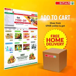 Pharmacy and perfume offers in the Spar Hypermarket catalogue in Agra