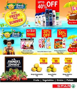 Pulses offers in the Spar Hypermarket catalogue in Delhi