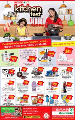 Women's clothing offers in the Spar Hypermarket catalogue in Delhi