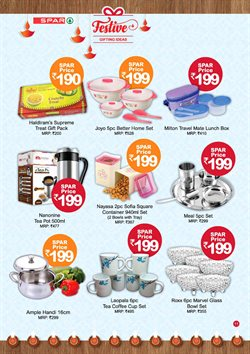 Pans offers in the Spar Hypermarket catalogue in Amritsar