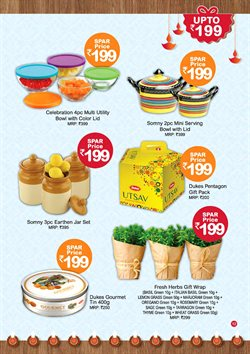 Novel offers in the Spar Hypermarket catalogue in Chennai