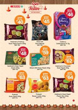Chocolate offers in the Spar Hypermarket catalogue in Delhi