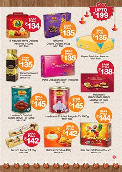 Car offers in the Spar Hypermarket catalogue in Bangalore