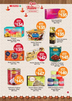 Rice offers in the Spar Hypermarket catalogue in Jabalpur