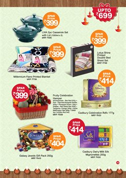 Decoration offers in the Spar Hypermarket catalogue in Delhi