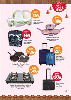 Sandals offers in the Spar Hypermarket catalogue in Ahmedabad