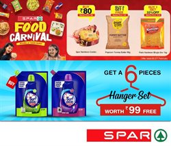Milk offers in the Spar Hypermarket catalogue in Delhi