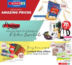 Offers of Kitchen in Spar Hypermarket