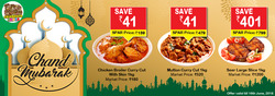 Offers from Spar Hypermarket in the Bangalore leaflet