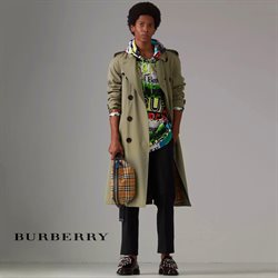 Luxury Brands offers in the Burberry catalogue in Delhi
