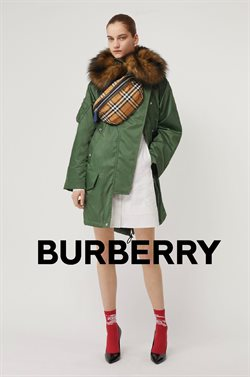 Luxury Brands offers in the Burberry catalogue in Gurgaon