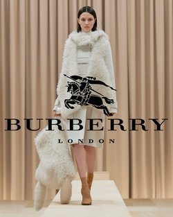 Burberry offers in the Burberry catalogue ( More than a month)