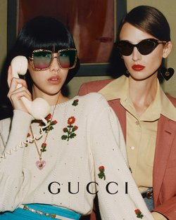 Luxury Brands offers in the Gucci catalogue ( More than a month)