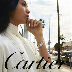 Luxury Brands offers in the Cartier catalogue in Delhi