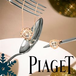 Piaget catalogue ( More than a month )