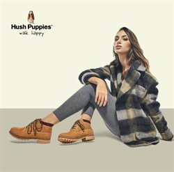 Offers from Hush Puppies in the Mumbai leaflet