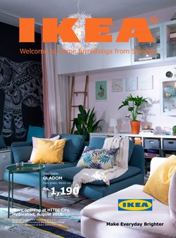 Offers from IKEA in the Hyderabad leaflet