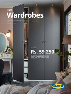 season offers in the IKEA catalogue ( More than a month)