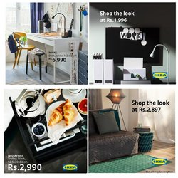 Offers of Handkerchief in IKEA