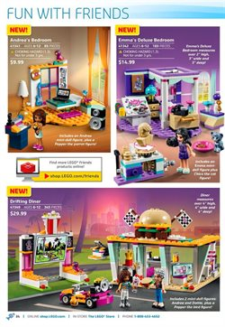 Toys offers in the LEGO catalogue in Delhi
