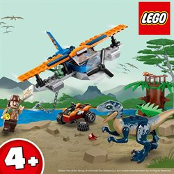Toys & babies offers in the LEGO catalogue ( 10 days left )