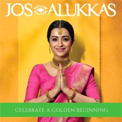 Jewellery offers in the Jos Alukkas catalogue in Delhi