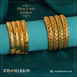 Jos Alukkas catalogue ( 2 days left )