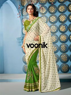 Blouse offers in the Voonik catalogue in Delhi