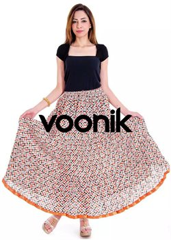 Offers from Voonik in the Delhi leaflet