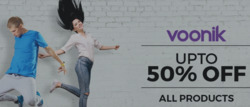 Voonik coupon ( 1 day ago )