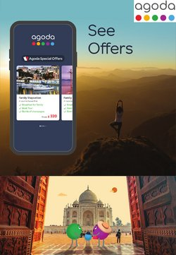 Travel offers in the Agoda catalogue ( Expires today)