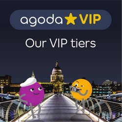 Travel offers in the Agoda catalogue ( 11 days left)
