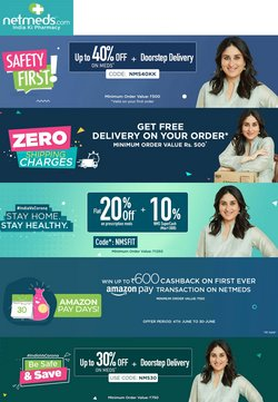 Perfume & Beauty offers in the Netmeds catalogue ( 17 days left)