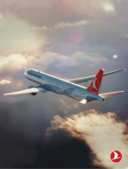 Travel offers in the Turkish Airlines catalogue ( Expires tomorrow)