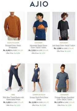 Tommy Hilfiger offers in the AJIO catalogue ( 1 day ago)