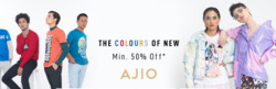 Offers from AJIO in the Delhi leaflet