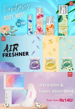 Perfume & Beauty offers in the Miniso catalogue ( 4 days left)