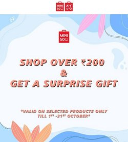 Perfume & Beauty offers in the Miniso catalogue ( 8 days left)