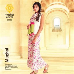 Offers from Mother Earth in the Bangalore leaflet