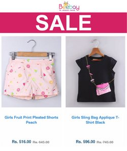 Toys & babies offers in the Beebay catalogue ( 5 days left)