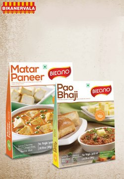 Restaurants offers in the Bikanervala catalogue ( Expires today )