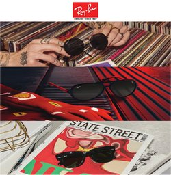 Ray Ban offers in the Ray Ban catalogue ( Expired)