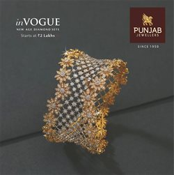 Offers from Punjab Jewellers in the Indore leaflet