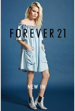 Offers from Forever 21 in the Loni leaflet