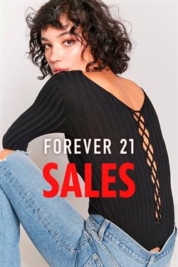 Offers from Forever 21 in the Lucknow leaflet